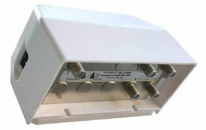 Comega antenneforstærker kabel-tv